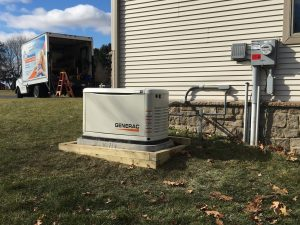 New Generator Installation